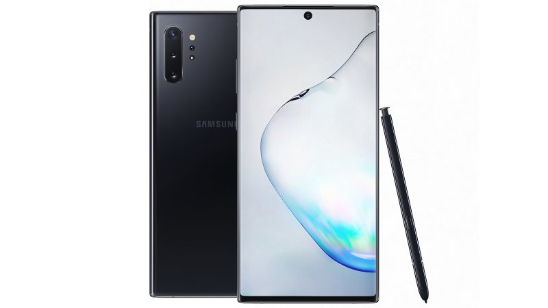 Samsung Galaxy Note 10 vs. Note 10 Plus